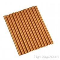 GlueSticksDirect Copper Metallic Faux Wax Glue Stick mini X 4 12 Sticks - B00AF0M9WC