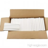 "GlueSticksDirect White Colored Glue Sticks 7/16"" X 4"" 5 lbs - B00AF0M0IA"