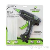 H-195FBS-KIT Specialty Series 20 Watt Mini Size High Temperature Detail Hot Glue Gun with 12 Sticks Included - B0791MN8KT
