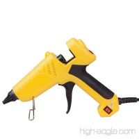 Mookis Hot Glue Gun 40W Hot Melted Glue Gun High Temperature Adhesive for Paintless Car Dent Repair and Home DIY Craft Sealing Use (Yellow) - B073QHV8PX