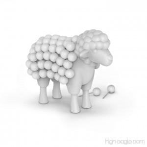Fred STUCK ON EWE Sheep Push Pin Holder - B01LWWXVIB