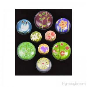 Quartet Bubble Push Pins Assorted Designs (79225) - B004J2OL1E