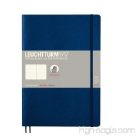 Leuchtturm1917 Composition Dotted Softcover Notebook  B5  Navy (349301) - B01BSTV8SY