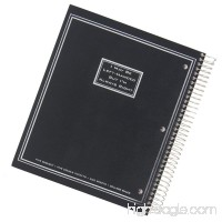 LEFT HANDED FIVE SUBJECT SPIRAL NOTEBOOK: I MAY BE LEFT HANDED BUT I'M ALWAYS RIGHT - B0778RFCGF