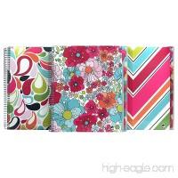 Studio C Sugarland Five Subject Writing Notebook 3 Pack (37067) - B01I9Q5XVM