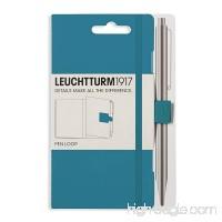 Leuchtturm1917 Self Adhesive Pen Loop Elastic Pen Holder - Nordic Blue - B06XWKTF93