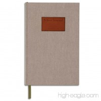 Levenger 5-Year Journal - Ruled (Diary  Notebook)/366 pages  Micro-Perforated 100gsm pages - B00KFLVJE0
