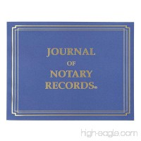 StampXpress Premium Notary Journal  Softcover  140 Pages with 600 Entries  All States (NJ) - B000X8CYCG