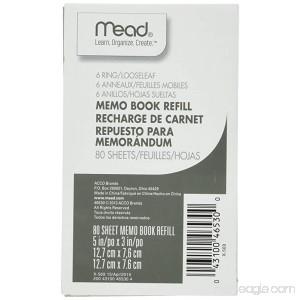 Acco Mead Memo Book Paper Refills (MEA46530) - B000H124N8