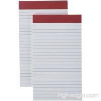 Meadwestvaco Memo Pads 2 7/16 inches x 4 1/4 inches 2 memo pads per pack (45210) - B0078F6LXK