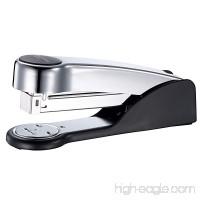 Bonsaii Heavy Duty Stapler 20 to 40 Sheets Capacity Business Manual Silver (G8732) - B072KGDFQM