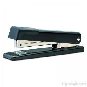 Bostitch Classic Metal Desktop Stapler Full-Strip Black (B515-BLACK) - B001CXWHS2