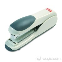 Max HD-50DFGY Max Flat-Clinch Standard Stapler  30 Sheet Capacity  Gray - B0006HX554