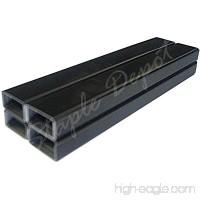 Black Standard Size Staples - B001RMDDZE