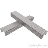 Rayson Heavy-duty 23/6 Enhanced Staples Leg Length: 0.24in.(1/4) Width: 0.5in. Staple Capacity 30 Sheets(80gsm 50lb). 10 Boxes Set - B076Z88LHQ