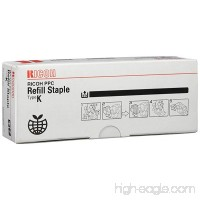 Ricoh Staple Type K Refill for SR3090/SR3130 Finishers - B009I3MDAA