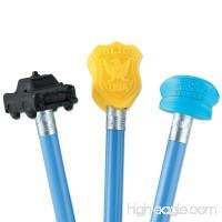 National Police Week: Assorted Pencil Toppers- 25 Per Pack - B07CKK9NJT