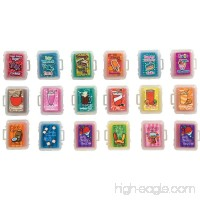 Raymond Geddes Scent-Sibles Kneaded Erasers  144 Pack (69090) - B019J7EYVU
