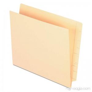 Pendaflex 16650 Manila End Tab Pocket Folders Straight Tab Two-Ply Letter Manila (Box of 50) - B000J0AXNU
