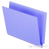 Pendaflex H110DPR Reinforced 2-Ply Folders Straight Cut End Tab Letter Size PE 100 per Box - B000ONF5XU