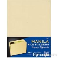 Manila File Folders - B01B8ZHXAK