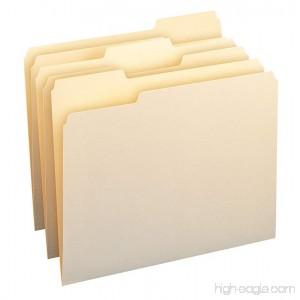Smead File Folder 1/3-Cut Tab Letter Size Manila 24 per Pack (11928) - B0056X9O1M