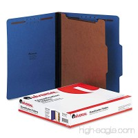 UNV10201 - Universal Pressboard Classification Folders - B0013CPYEQ