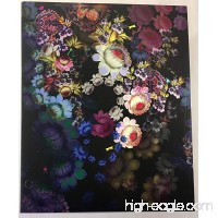 Cynthia Rowley  Two-Pocket Folder  Cosmic Black Floral 29728 - B0791K9T7H
