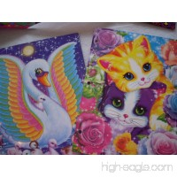 Lisa Frank 2-Pocket Folders  Pack of 2  Designs May Vary - B00MNN8GTY