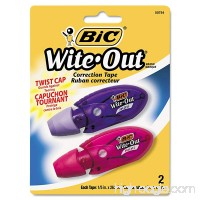 BICWOMTP21 - BIC Wite-Out Mini Twist Correction Tape - B0017DBG66