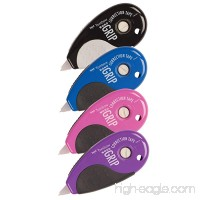 Tombow Mono Top Action Grip Correction Tape  Assorted Colors  4-Pack - B004I2NRK6