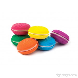 OOLY is now newly OOLY Erasers Macaron Scented Set of 6 (112-052) - B00U0LKYFU