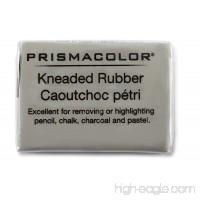Prismacolor Premier Kneaded Rubber Eraser  Large  1 Pack - B00006IFAJ